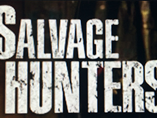 Watch me on Salvage Hunters!