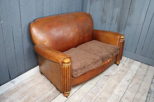 C1930's Club Sofa