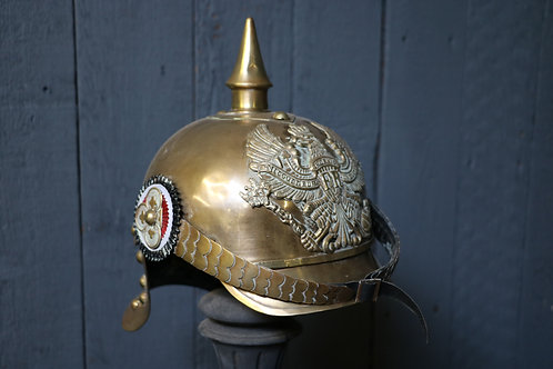Prussian Cuirassier Helmet