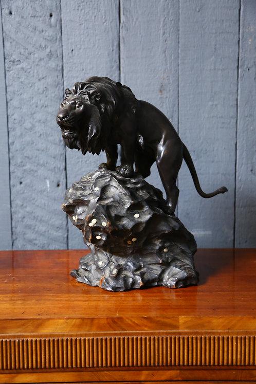C19th Japanese Bronze