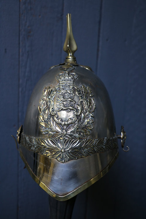 C1885 Duke of Lancaster's Own Yeomanry Helmet