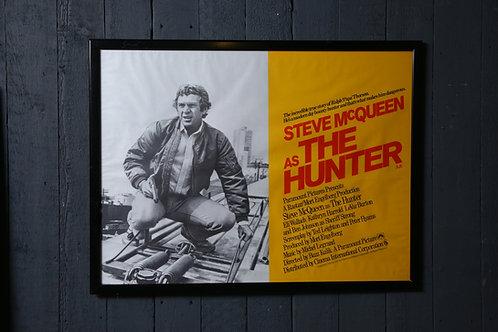 Classic Steve McQueen Movie Poster