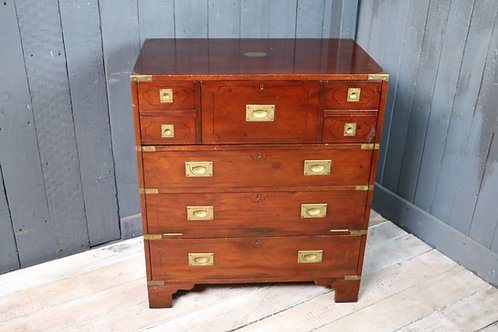 C19th Military Campaign Chest