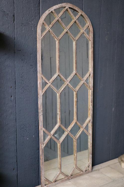 C19th Mirrored Panel