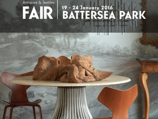 The DECORATIVE ANTIQUES AND TEXTILES FAIR - BATTERSEA