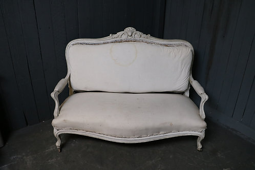 C1870 Swedish Salon Sofa