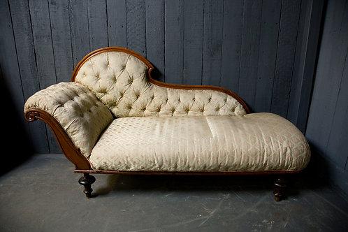 C19th Swedish Chaise Lounge