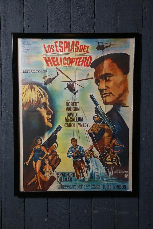 C1960's Vintage Movie Poster