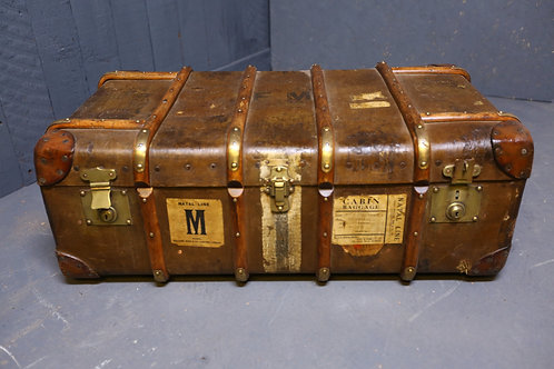 C1880 Quality steamer trunk