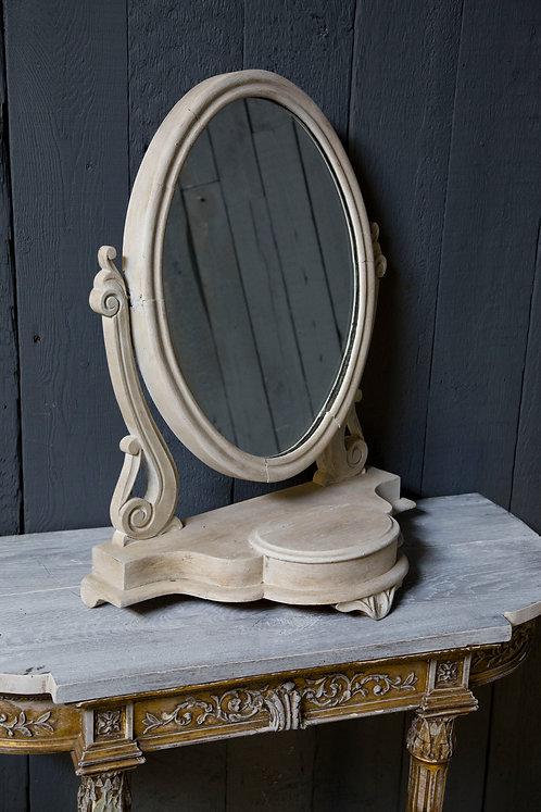 C19th Swedish Dressing Mirror