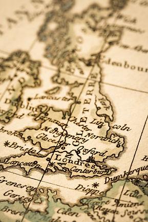 Antique old map England.jpg