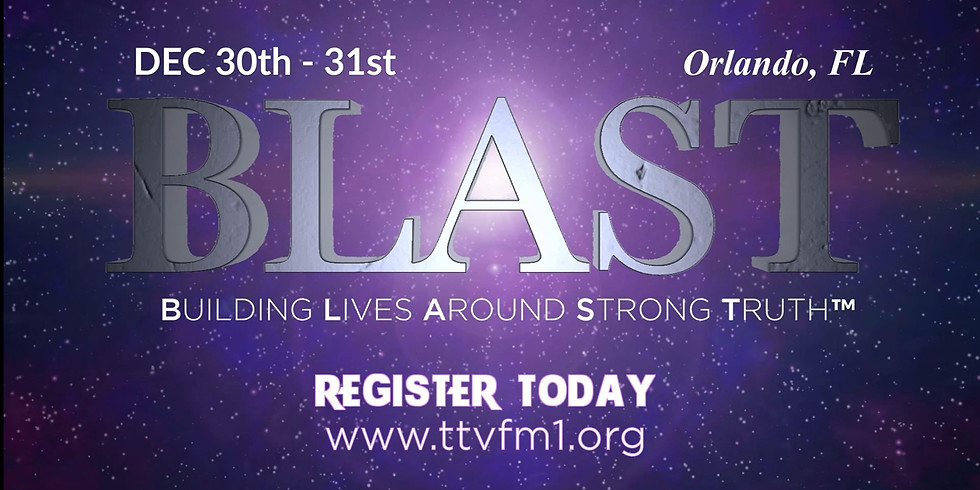 B.L.A.S.T. Conference