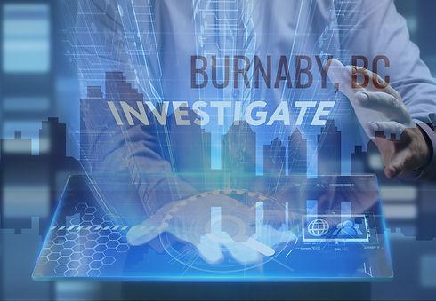 Private Investigator Burnaby BC