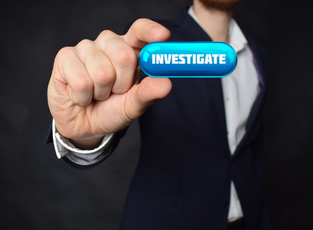 Areas of specialization as a Professional Private Investigator