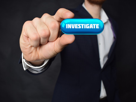 Areas of specialization as a Professional Private Investigator.