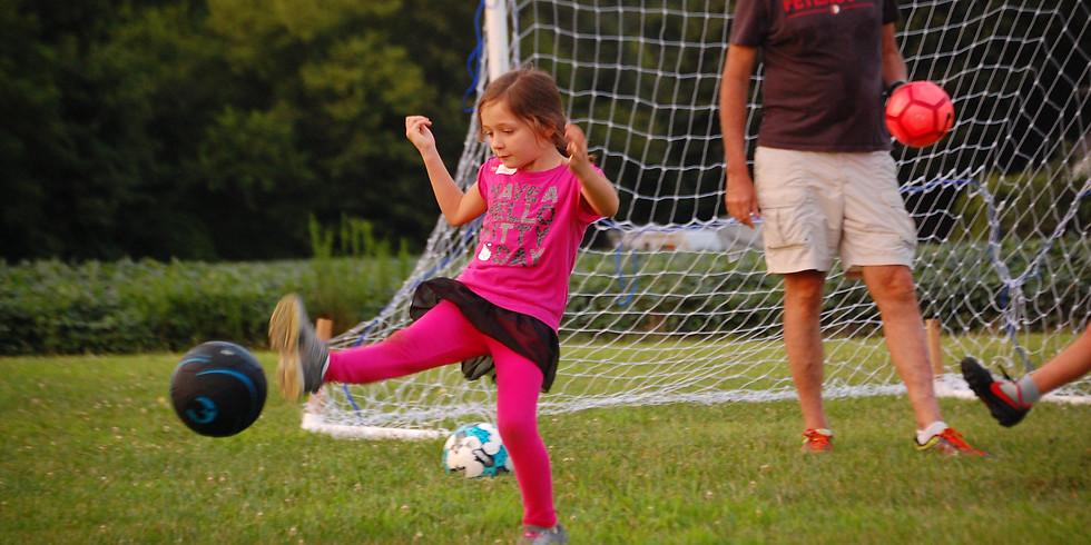 VBS Soccer Camp