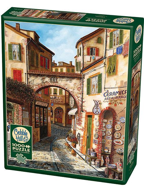 Puzzle 1000 pz - Ceramica