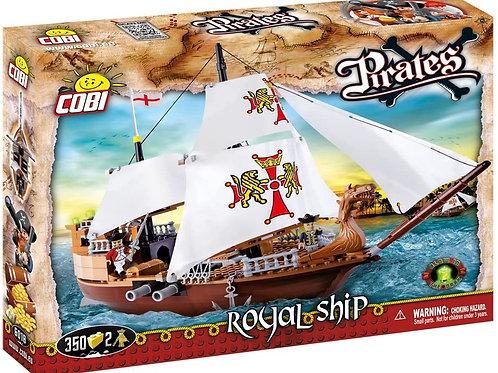 Pirati: la nave reale