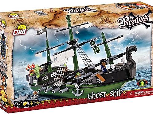 Pirati: la nave fantasma