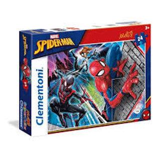 Puzzle 24 pz Spiderman