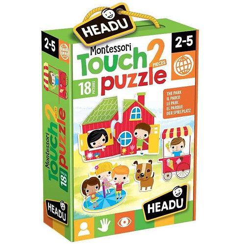Touch puzzle 2 pz. parco