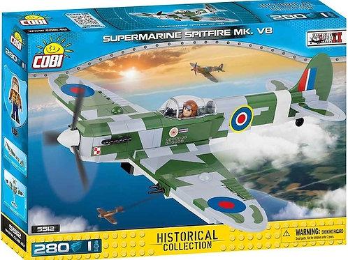 Supermarine Spitfire Mk VB - Combattente britannico