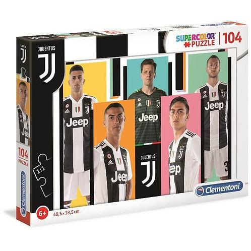 Puzzle 104 pz - Juventus