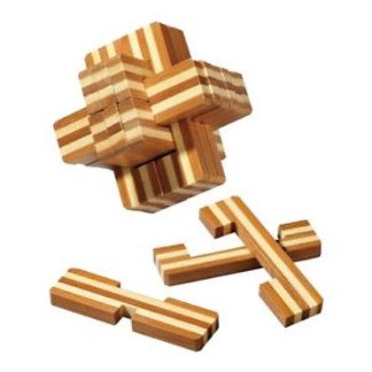 Rompicapo bambù 1
