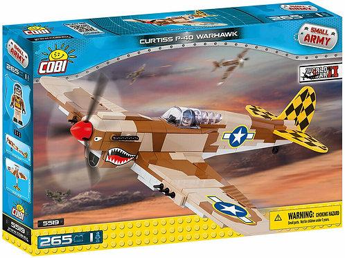 Curtiss P-40 Warhawk - Combattente americano
