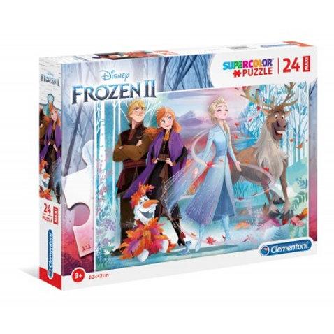 Puzzle 24 pz. MAXI Frozen II