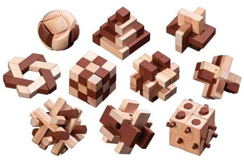 Set da 10 rompicapo