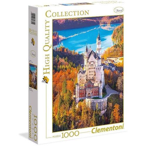 Puzzle 1000 pz - Neuschwanstein