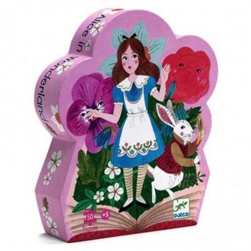 Puzzle 50 pz Alice nel paese delle Meraviglie