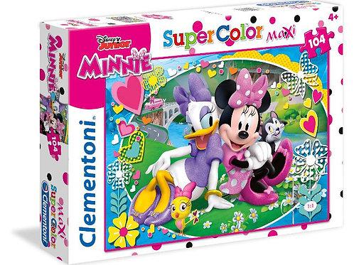 Puzzle 104 pz Maxi - Minnie