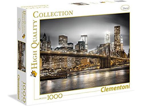Puzzle 1000 pz - New York Skyline