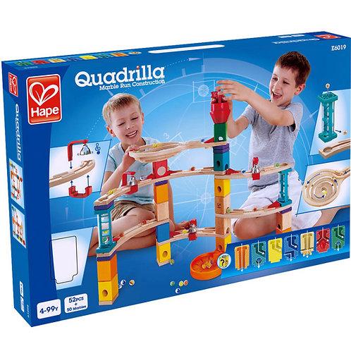 Quadrilla - Fuga dal castello