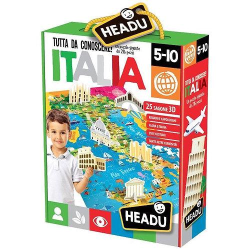 Puzzle Italia tutta da conoscere