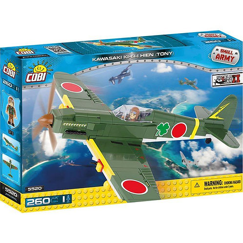 Kawasaki Ki-61-I Hien 'Tony' - Combattente giapponese