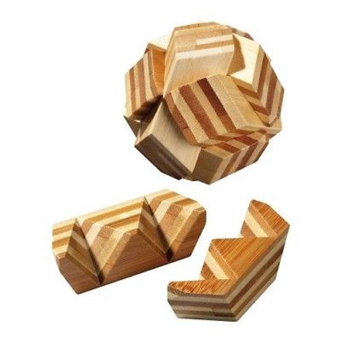 Rompicapo bambù 2