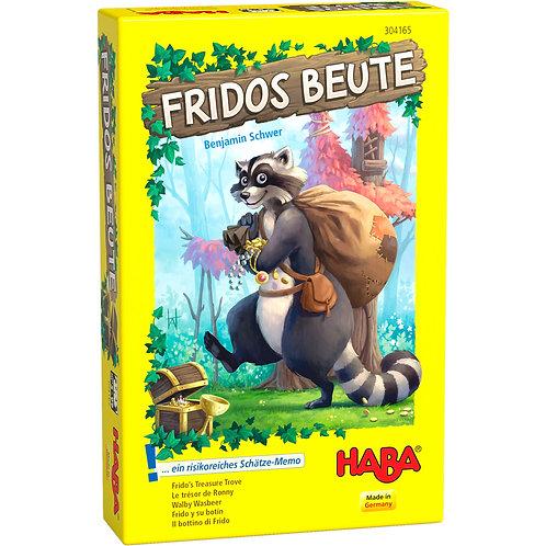 Il bottino di Frido