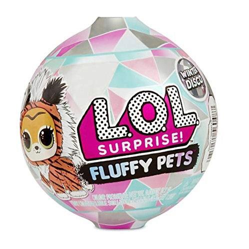 LOL - Fluffy pets