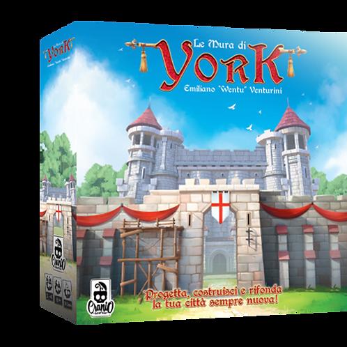 Le mura di York