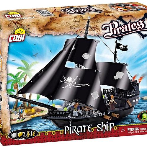 Pirati: la nave pirata