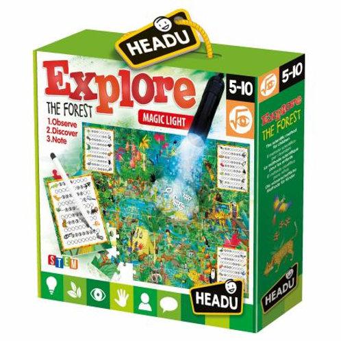 Puzzle 70 pz Explore - Vari soggetti