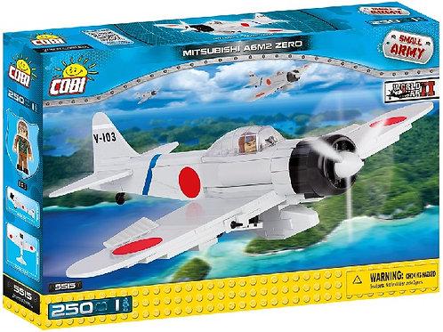 Mitsubishi A6M2 Zero - Combattente giapponese