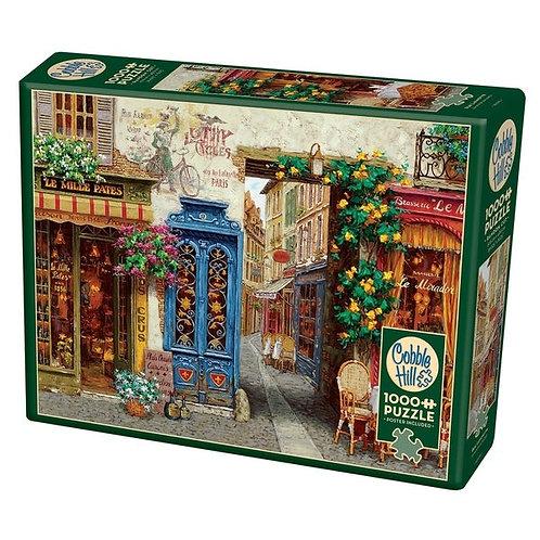 Puzzle 1000 pz - Rue Lafayette