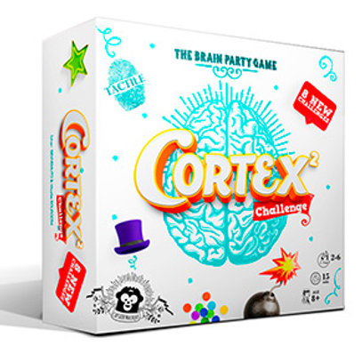 Cortex Challenge 2 bianco