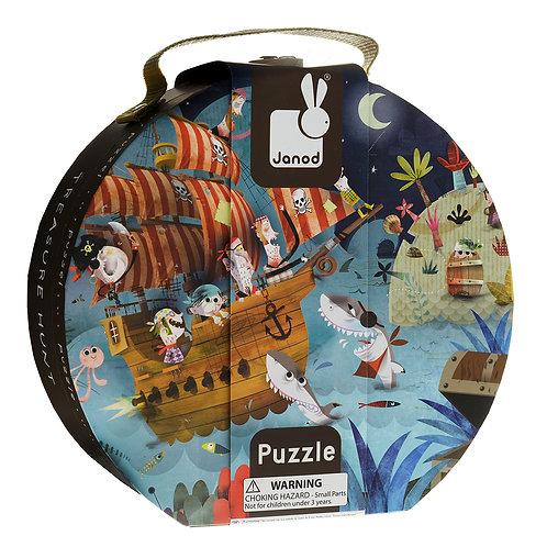 Puzzle 36 pz Caccia al tesoro