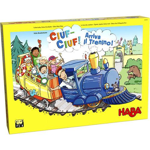 Ciuf Ciuf arriva il trenino