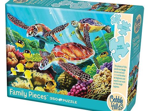 Family puzzle 350 pz - Molokini current